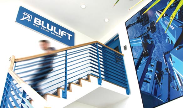 About Blulift