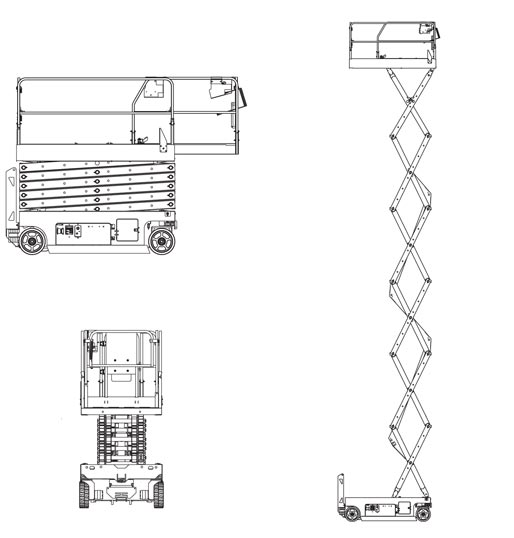 mx scissor lift wire diagram mx automotive wiring diagrams blulift scissorlift electrical gs4047 diagram