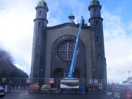 Dennehy's Cross Church Cleaning 004