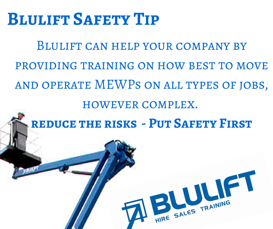 Blu safety tip